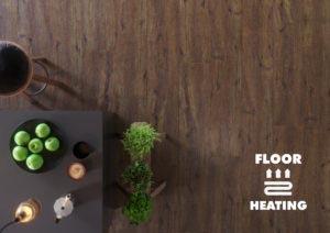 panele winylowe jako podłoga do pokoju z aneksem kuchennym