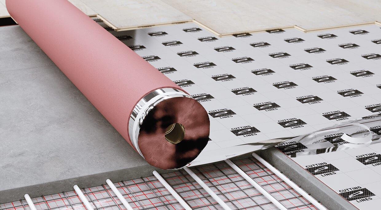 podkład na ogrzewanie podłogowe arbiton multiprotec 1000